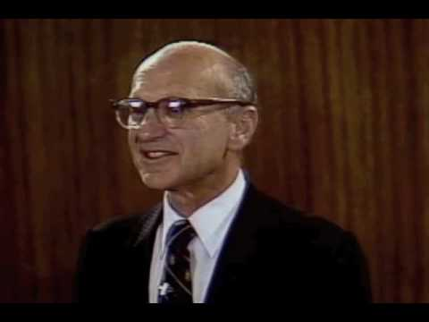Milton Friedman - Lesson of the Pencil