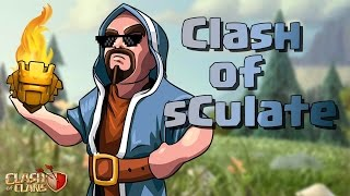 TRE STELLE su TH11 Leggenda? | Clash of sCulate Ep.#48 | Clash of Clans ITA