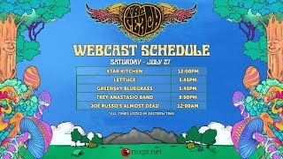 The Peach Music Festival - 7/27/2019 - live from Scranton, PA!