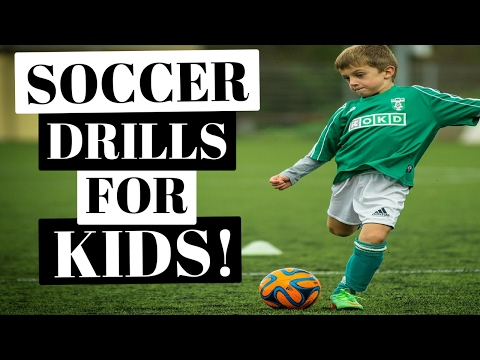 Soccer Drills For Kids  Get Better At Soccer By Yourself