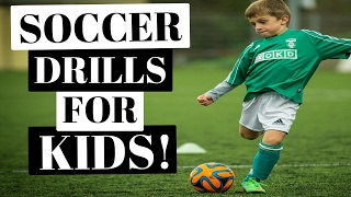 Soccer Drills For Kids - Get Better At Soccer By Yourself