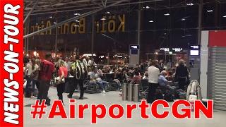 Flughafen Köln/Bonn Terrorverdacht! Notlandung wegen Bombe