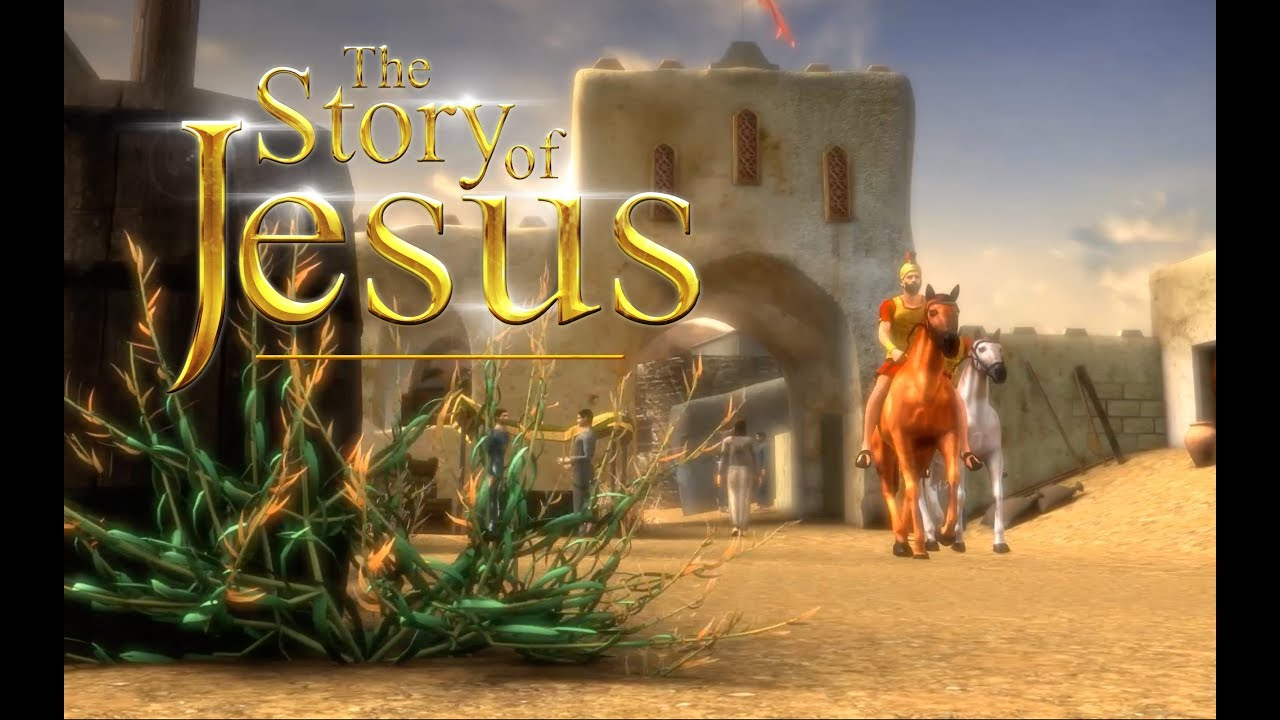 The Story of Jesus- Full Movie