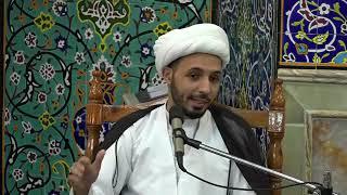 قصة الخضر عليه السلام تبين بعض أدوار الإمام المهدي عجل الله فرجه في الغيبة - الشيخ أحمد سلمان