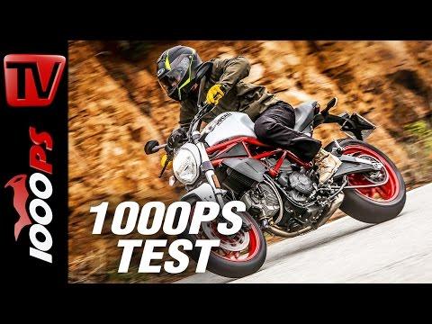 1000PS Test - Ducati Monster 797 - Rückkehr der Einstiegs-Monster