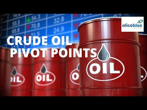 Crude Oil Today's Market Trend, Range and Pivot Point 24.12.2018 (Hindi)
