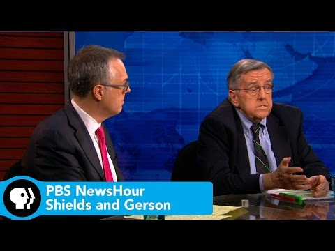Shields And Gerson On Supreme Court's Gay Marriage Decision