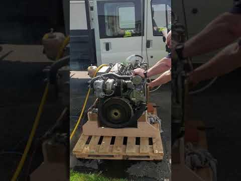 YANMAR Marine Diesel Boat Engine