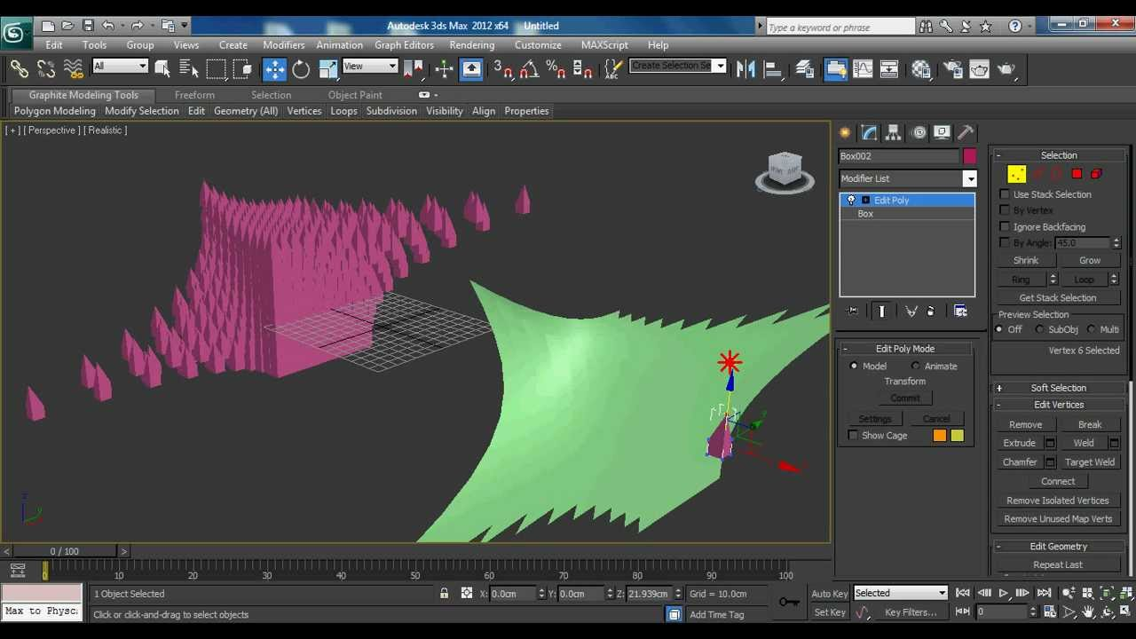 3ds max tutorial parametric boxes youtube for 3ds max architectural modeling tutorials pdf