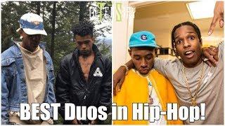 Best Duos in Hip-Hop