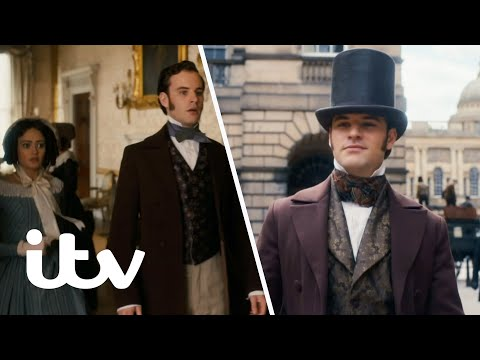 Belgravia On Itv Air Date Cast Plot Trailer For Julian