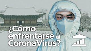 COREA: ¿Cómo GANAR al CORONAVIRUS sin BLOQUEAR un PAÍS?- VisualPolitik