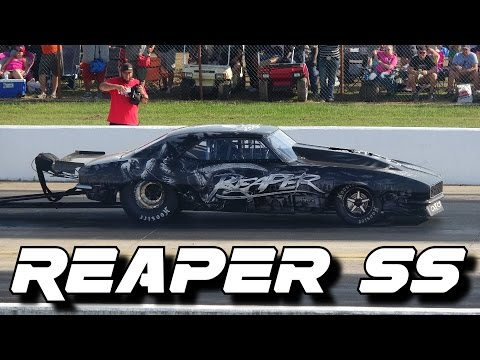 The Reaper SS racing at Thunder Valley for the Outlaw Armageddon 2016 #Race