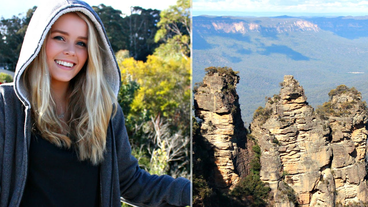 Road Trip to The Blue Mountains Vlog