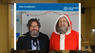 Weihnachtsvorlesung Informatik 2016: Auf dem Weg zu Xmas 4.0