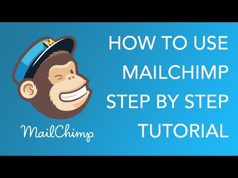 How To Use Mailchimp | Full Tutorial