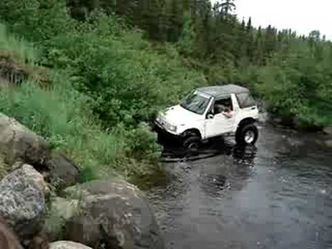 Tracker Off Road Youtube