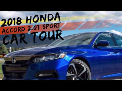 2018 Honda Accord 2.0T Sport | CAR TOUR