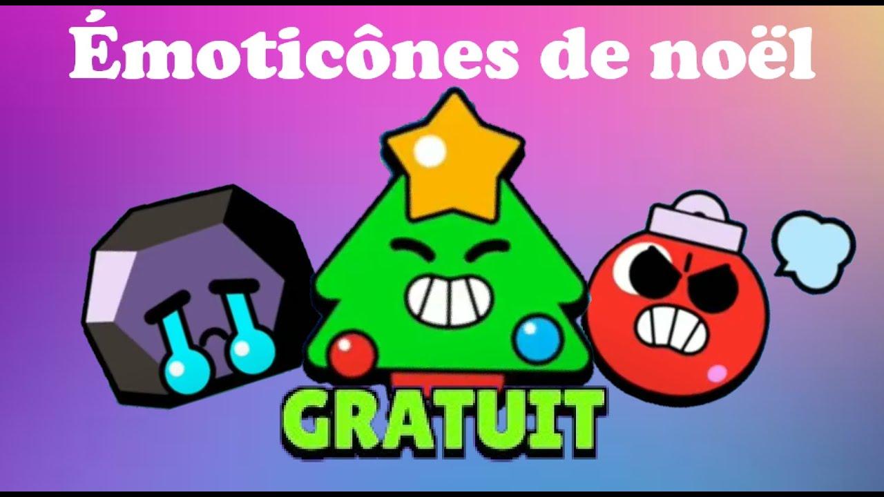 Emoticones Gratuites Pour Noel 2 Youtube