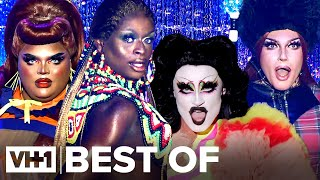 The Top 4's BEST Moments 👑💄 Season 13 RuPaul's Drag Race