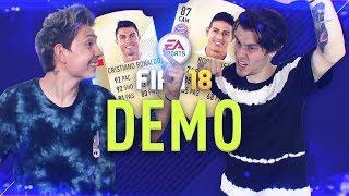 БОМБИЧЕСКАЯ FIFA 18 | ПЕРВЫЙ ВАГЕР