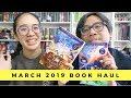 Book Haul | Haul Aboard!
