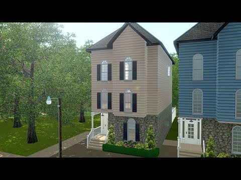 Building a Family House in The Sims 3 (Streamed 2/12/19) thumbnail