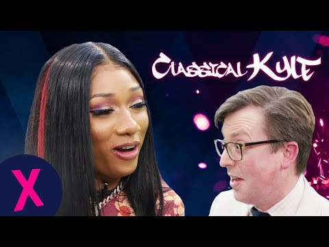 Megan Thee Stallion Explains 'Big Ole Freak' To A Classical Music Expert | Classical Kyle