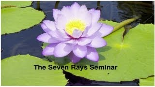 An Updated Introduction to the Seven Rays -- NEW