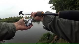 Спиннинг   река Неман. Крупный окунь голавль и щука   отчёт.