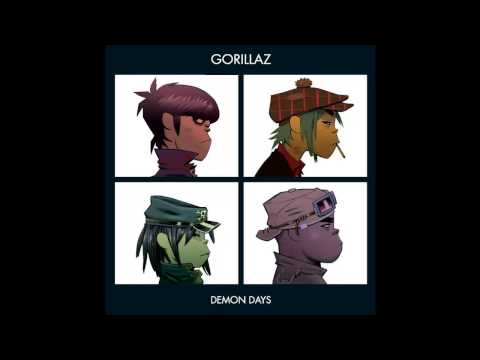 Gorillaz - Intro