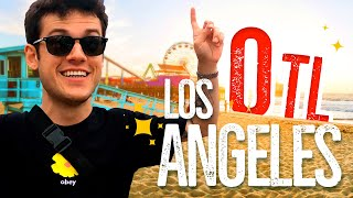 LOS ANGELES'TA 0 TL İLE 1 GÜN GEÇİRMEK!