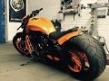 Tuning Harley Davidson V Rod