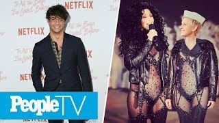 Noah Centineo Opens Up About His Love Life, Ellen & Cher Give Fans Makeovers   PeopleTV