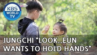 Eun wants to hold