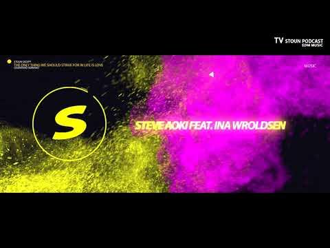 Steve Aoki feat Ina Wroldsen - Lie To Me