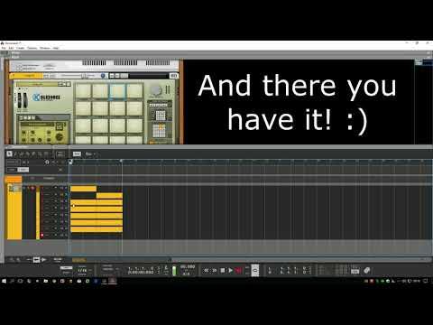 Explode tracks in kong (Reason Tutorial) thumbnail