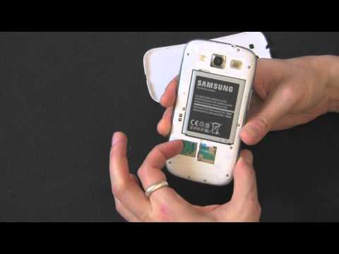 How To Remove Your SIM Card and MicroSD Card From Your Samsung Galaxy S3