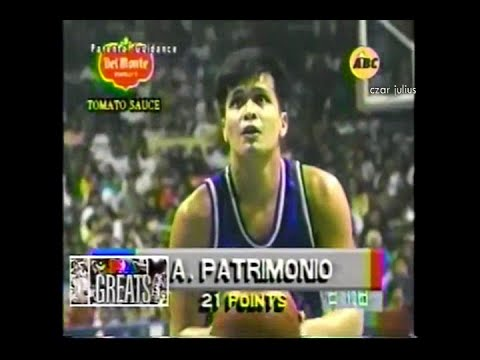 Alvin Patrimonio Power Moves vs SMB-The Way of The Captain