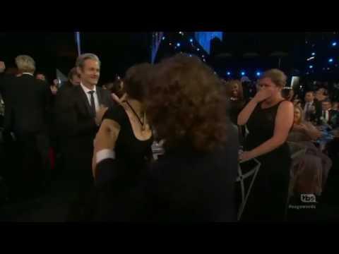 Stranger Things cast reaction to their SAG Awards win for Best Ensemble!