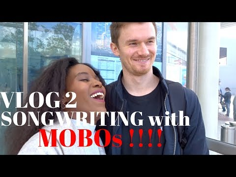 VLOG #2: SONGWRITING WITH THE MOBOS & METROPOLIS STUDIOS