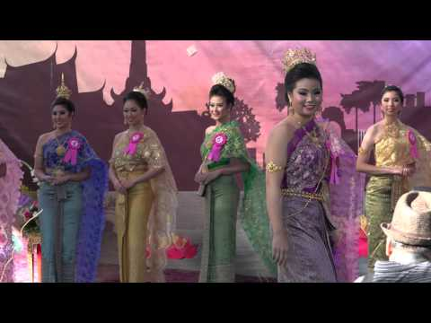 Wat Thai of Los Angeles Loi Krathong Pageant (4K UHD) [unedited]