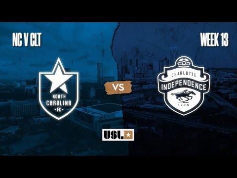 North Carolina FC vs. Charlotte Independence: September 19, 2020