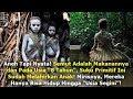 Suku Primitif Pygmy Pemakan Serangga Rata² Umurnya Hanya Bertahan Segini