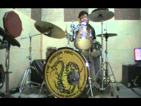 Siti Badriah - Brondong Tua (Drum Cover) Travel Video