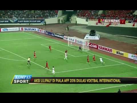 Aksi Stefano Lilipaly di Piala AFF Disorot Media Asing