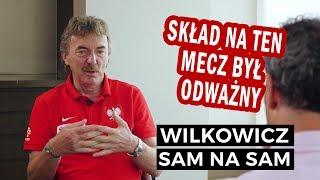 BOLI MNIE TA PORAŻKA, KOŃCZYMY PEWIEN ETAP. Zbigniew Boniek - Sam na Sam