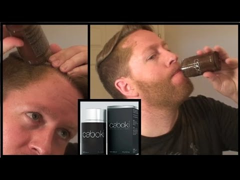 Does Caboki work and can it work for your beard? Review - YouTube