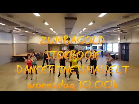 ZUMBAGOLD : Dance With Me Tonight ( Olly Murs )