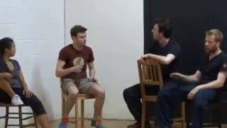 Intermediate Martial Arts Exam June intensive 2016 received distinction Scene from Letterkenny